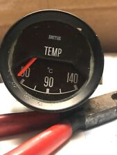 Smiths Temperature Gauge Lotus Elite + Other British Cars Good Cond. Other Parts