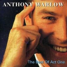 The Best of Act One * by Anthony Warlow (CD, 1996, Polydor)