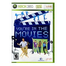 Vous êtes dans les films solus jeu pour le Xbox 360-appareil photo non inclus