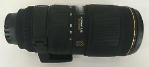 Sigma AF 70-200mm f 1:2.8 II APO DG EX Macro HSM  lens Nikon