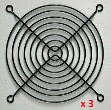 "5 PACK 5/"" Chrome Fan Guard 100-859"