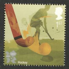 2010 1st Hockey. Self Adhesive Olympic & Paralympic Games UM. SG 3103
