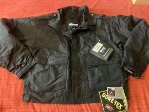 Men's ~BLAUER 9910Z Gore-Tex Cruiser Jacket w/ Fleece Liner - Navy~ Large - NEW