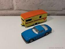 Matchbox Superfast #14 Iso Grifo mit Wohnwagen #57 #35838# #ML#