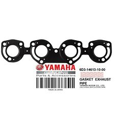 Yamaha Oem Exhaust Pipe Gasket 6D3-14613-10-00