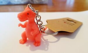 Dinosaur Keyring Gift Boys Girls Animal