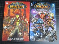 DC WORLD OF WARCRAFT DARK RIDERS, VOL 4 TPB'S NEW UNREAD