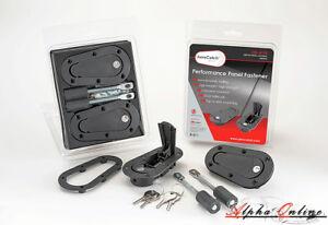 Aerocatch Extreme Locking Plus Fluh Bonnet Catch Pins 120-4100 *Genuine Item*