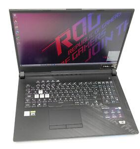 "ASUS ROG Strix G17"" Gaming Laptop: RTX 2070, 10th Gen i7 16GB RAM 512GB VAT"