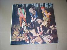 Jethro Tull This Was LP Import Island Pink textured First Press Wide spine cover