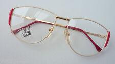 Gormanns elegante 70er Jahre- Brille extragroße Gläser 56-18 real Vintage size M