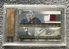 2011-12 ITG Ultimate Memorabilia Future Star Auto Jerseys Gold #1 Jake Allen /10
