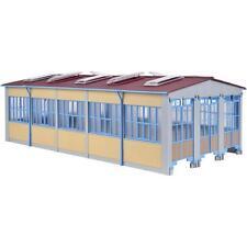 KIBRI HO scale ~ 'MODERN LOCO SHED' ~ plastic model kitset #39450