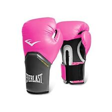 Everlast Women's Boxing Pro Style Elite Training Gloves - 12oz. - Pink