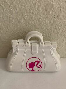My Scene Barbie Bratz Doll White Purse Handbag