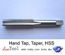 "7/16""-14 Hand Tap, Taper, ANSI, HSS, brand new, 7/16 tap, 7/16-14 taper tap"