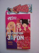 "KINRA GIRLS  "" Destination Japon "" Tome 5  ( Corolle )  2012 , TBE"