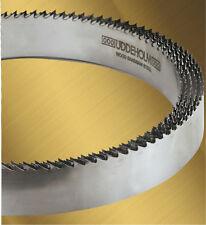 Bandsägeblatt UDDEHOLM  Länge von 2225-2450 mm Breite von 6 bis 20 mm