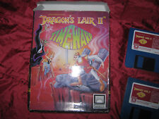 ATARI ST : Dragon's Lair II - Time Warp  (Complet)