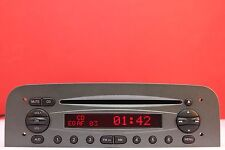 ALFA ROMEO 937 147 BLAUPUNKT CD RADIO PLAYER WITH CODE GOOD USED CONDITION
