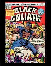 Black Goliath #1 VF+ Tuska Origin BG & 1st in Own Title 1st Atom-Smasher Wasp