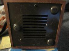 Seth Thomas Metronome, Model E873-006 Mahogany