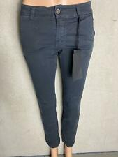 PLEASE - Jeans Boyfriend Chino Style P57E in blauj - NEU- Gr XXS 32 1570a
