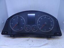 *VW GOLF MK5 1.9 TDI 2007-2009 INSTRUMENT CLUSTER CLOCK 1K0920974B - BXE