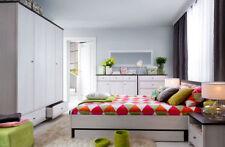Bedframe Bedroom Furniture Sets with 6 Pieces