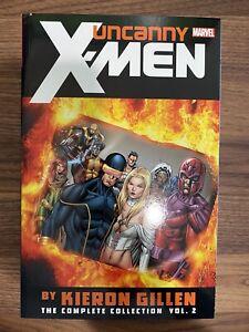 Uncanny X-Men by Kieron Gillen: The Complete Collection Vol. 2, New Unread
