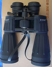 Zion PowerView 20X-280X 60mm Optic Lens Military Super Zoom Binoculars AlumAlloy