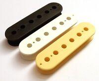 Guitarra eléctrica pastilla humbucker bobinas 50mm/48mm polos negro crema/blanco