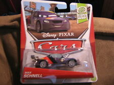 DISNEY PIXAR CARS 2 WORLD GRAND PRIX SERIES MAX SCHNELL