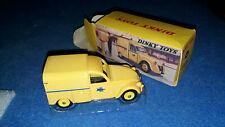 Dinky Toys 560 - CITROEN 2cv Poste 1:43 Atlas