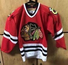 Vintage Chicago Blackhawks Koho NHL Hockey jersey, Sz Youth Small/medium 8-10