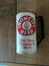 Iron City Beer Can Mug