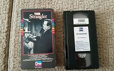 The Strangler (1964) vhs horror very rare release key video