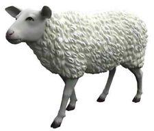 Figur Schaf Lebensgroß Dekofiguren Aufsteller Werbefiguren BLACKFORM