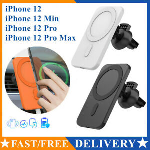 Magsafe Car Mount Wireless charger For iPhone 12/12 Pro/12 mini/12 Pro Max US