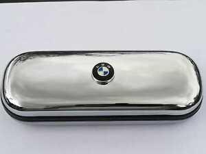 BMW   car brand new chrome glasses case great gift!!Birthday Christmas