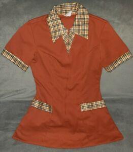 Vintage Waitress Uniform