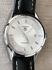 TAG Heuer Carrera Calibre 5 Mens watch Automatic Excellent Condition