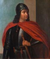 "oil painting handpainted on canvas ""peter ii, duke of bourbon ""@N14202"