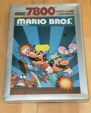 Atari 7800 Mario Bros. PAL-Version / sealed / eingeschweisst / Folie / Nintendo