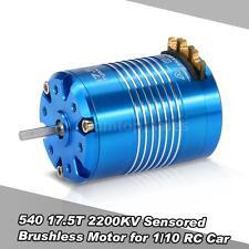 Topselling 540 17.5T 2200KV Sensored Brushless Motor for 1/10 RC Truck HOT I1V2