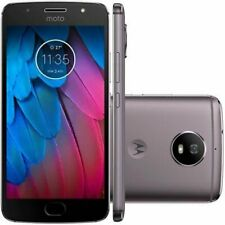Motorola Moto G5S XT1794 32GB Camera Android Mobile Smartphone Grey Unlocked