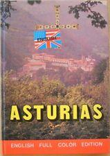 ASTURIAS (Spain) by Antonio Vinayo  (ENGLISH FULL COLOUR EDITION)
