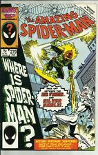 Amazing Spider-Man #279 (Aug.1986 Marvel) NEAR MINT - 9.2
