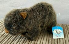 Lovely Hansa Wombat Stuffed Plush Toy With Tags (D1)