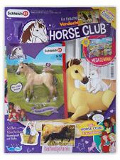 Horse Club Magazin Nr. 27/2020 Comics Poster & Schleich-Figur Sunset als Fohlen